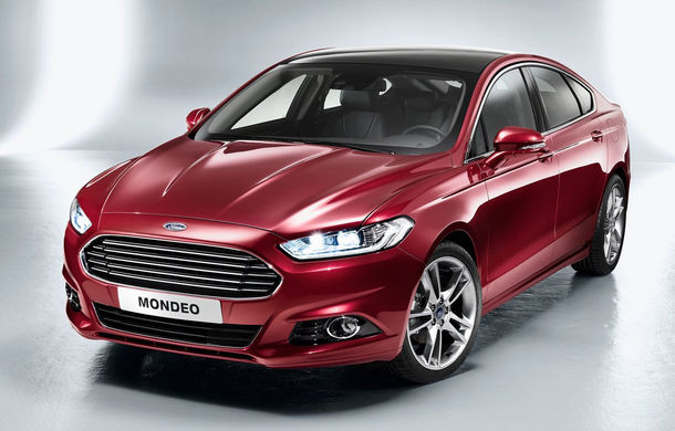 Ford Mondeo intra in vizorul germanilor: versiunea cu motor diesel de 2.0 litri, suspectata de incalcarea normelor de poluare