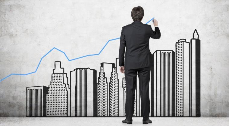 INS: Crestere economica de 5,9% in trimestrul doi din 2017