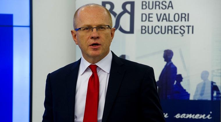 Ludwik Sobolewski ramane la conducerea Bursei de Valori Bucuresti, desi mandatul de director general i-a expirat