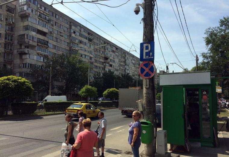 """Camere de supraveghere in Bucuresti: UTI """"a impuscat"""" un contract de 3,6 milioane"""
