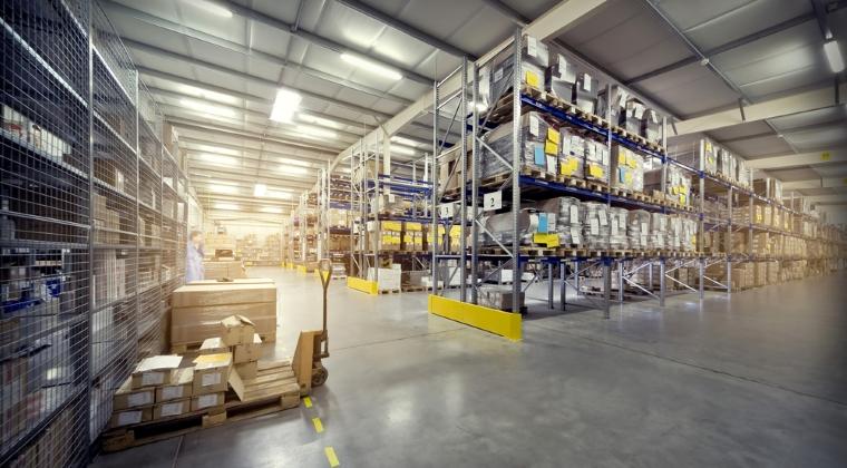 Record de noi spatii industriale in piata imobiliara, dar minime istorice in livrarile de spatii de retail