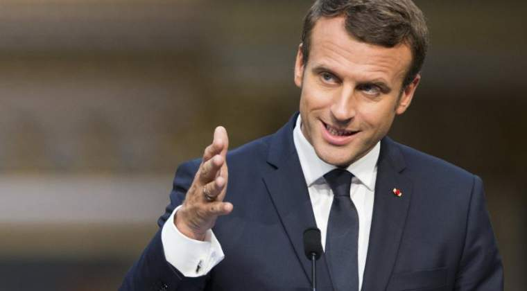 """Macron a avertizat ca proiectul de reforma a justitiei ,,nu este coerent cu vointa de lupta impotriva coruptiei"""""""