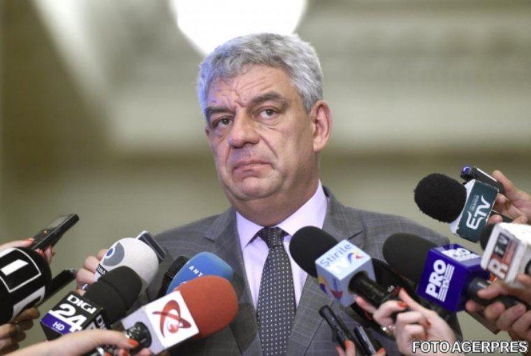 Mihai Tudose, suparat pe banci. De ce refuza sa isi puna salariul pe card?
