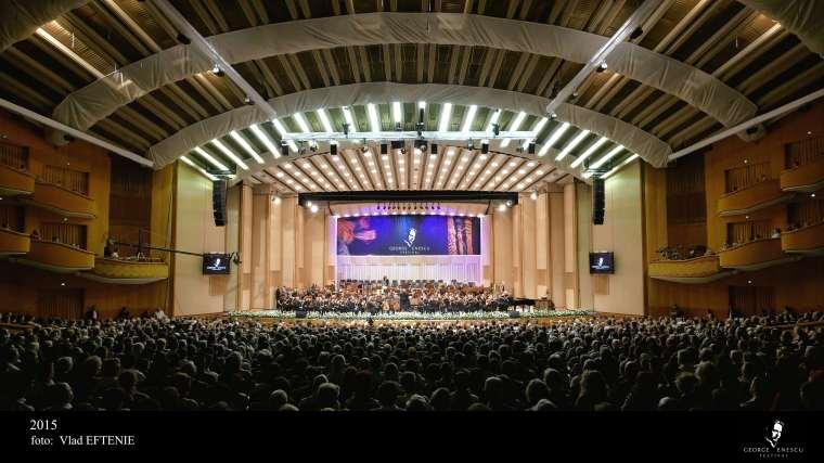 Incepe Festivalul George Enescu, cu peste 80 de evenimente si 3.000 de artisti