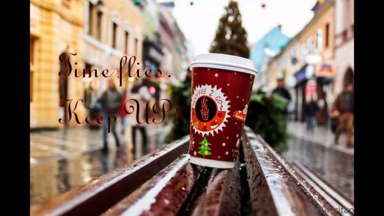 Idee de business pentru Romania: advertising pe pahare de cafea
