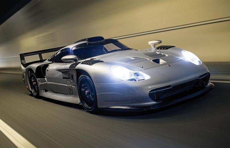 Acestea sunt cele mai rare 5 exemplare Porsche din istoria lor