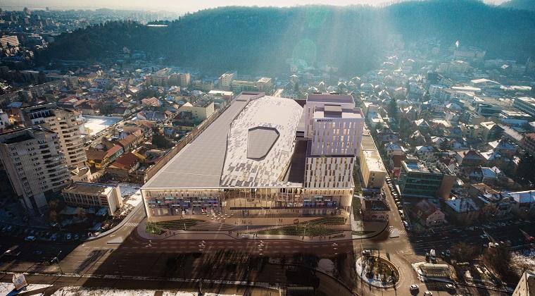 Se ascute lupta mallurilor din Brasov: AFI Europe investeste 120 mil. euro in AFI Brasov