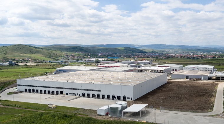 CTP investeste 15 mil. euro la Cluj si isi extinde portofoliul local