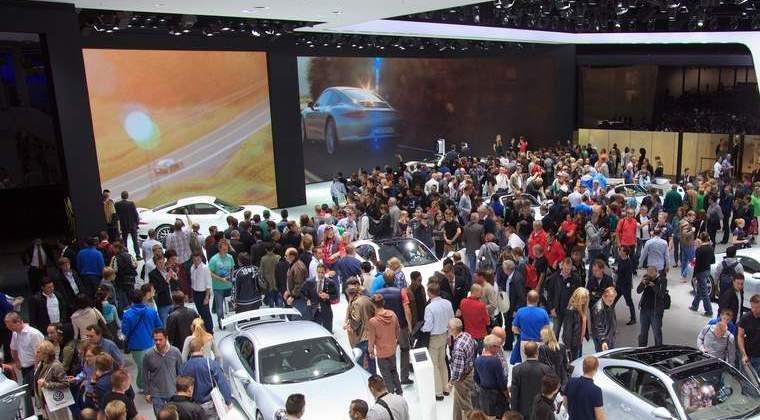 Zece concepte interesante prezente la Salonul Auto de la Frankfurt