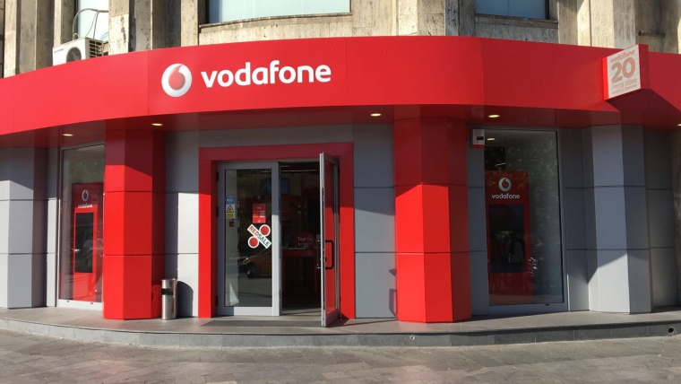 Vodafone Romania a deschis un nou magazin in centrul Bucurestiului