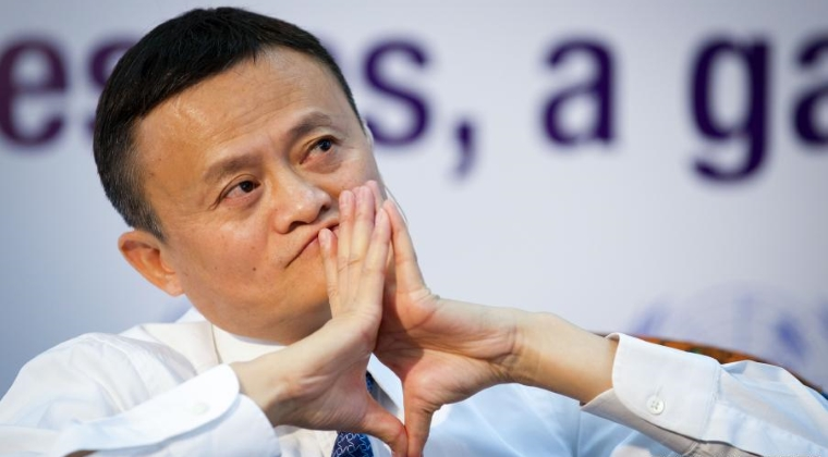 Jack Ma: We need to stop training our kids for manufacturing jobs