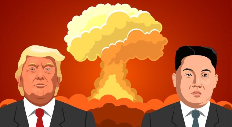 Kim Jong-un il ameninta pe Trump cu reactii dure si il numeste nebun