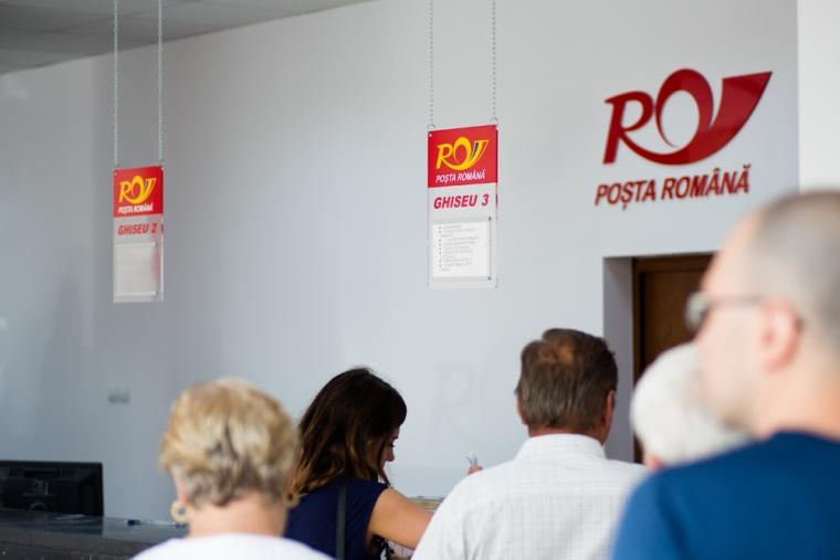 Posta Romana, contract de 12,5 milioane lei pentru 180 de autoutilitare