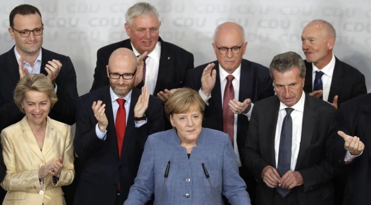 Rezultate exit-poll Germania, ora 18.00: partidul lui Angela Merkel - 35%; SPD-ul lui Martin Schultz - 21%; AfD - 14%