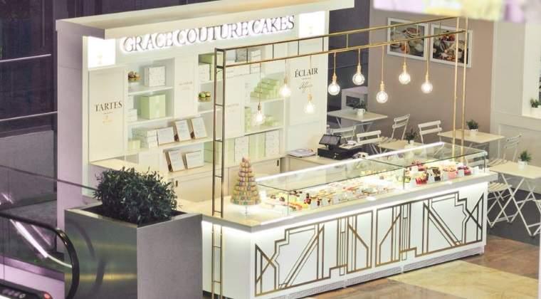 Grace Couture Cakes a deschis al doilea cake-shop din Bucuresti