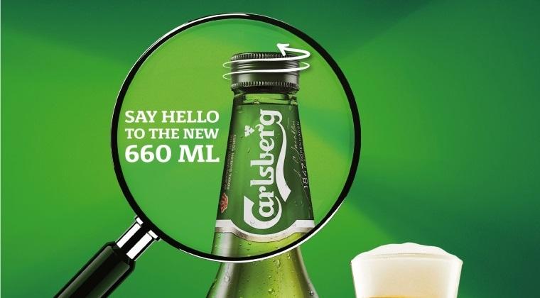 URBB investeste 500.000 de euro in tehnologia de imbuteliere a sticlei Carlsberg 660 ml