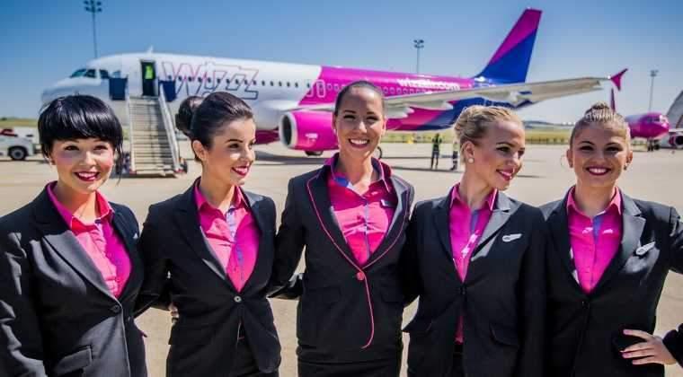 Wizz Air lanseaza cea mai mare campanie de recrutare din istoria sa