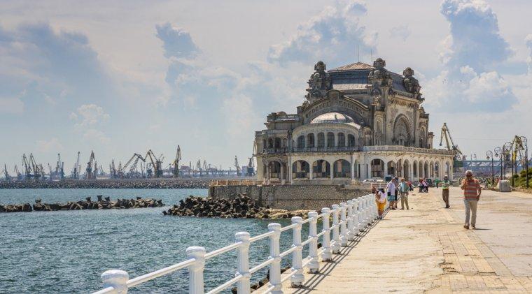 Constanta, primul oras din lume care va lucra direct cu Banca Mondiala; valoarea acordului - 900.000 de euro