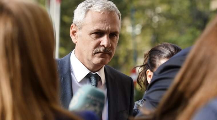 Dragnea: Cand ministrul Justitiei va veni cu proiectul de sesizare, Guvernul va sesiza CCR