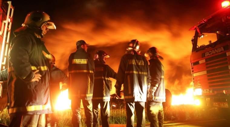 Incepand de astazi, IGSU aplica sanctiuni administrative celor care nu detin autorizatie de securitate la incendiu