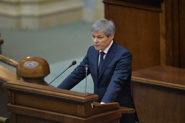 """Dacian Ciolos: Ne pregatim pentru """"urmatorul campionat"""""""