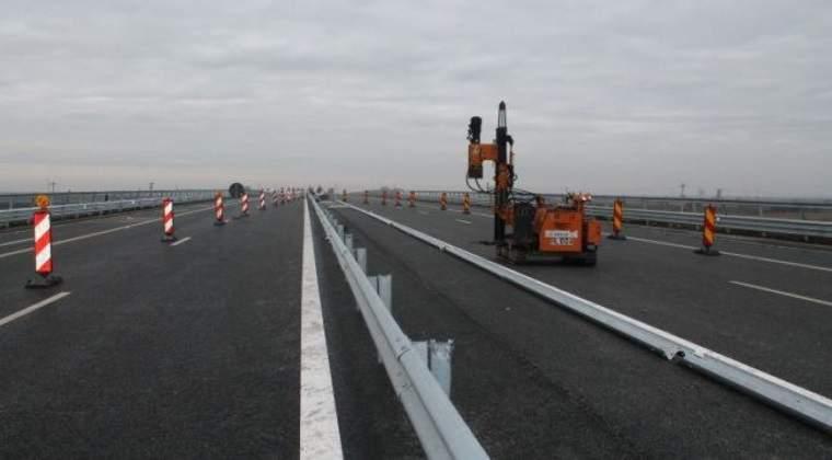 S-a semnat contractul pentru SASE kilometri de autostrada