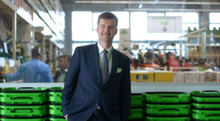 "Frederic Lamy, despre split TVA: ""Noi vom fi in regula, dar sunt ingrijorat pentru furnizorii nostri"""