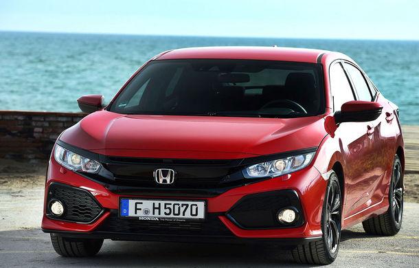 Inchid o fabrica si reduc productia: Japonezii de la Honda isi muta atentia spre masinile electrice
