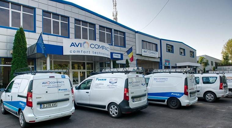Ce afaceri are Avi Compact, compania printre ai carei clienti se numara Sensiblu si Romatsa?