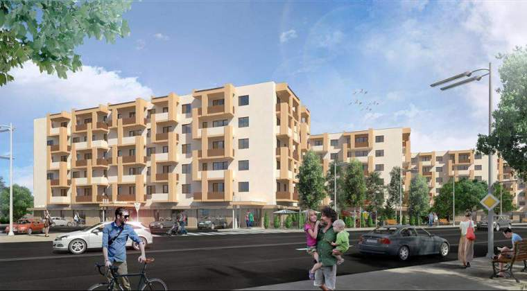 Dezvoltatorii rezidentiali din Metalurgiei Park Residence anunta inca 5.000 de apartamente