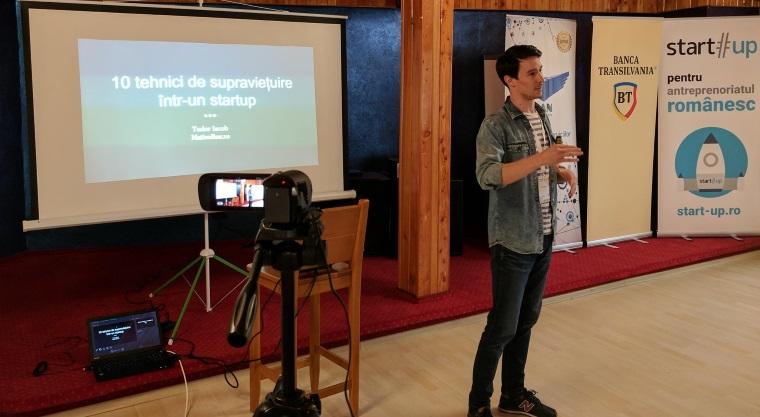 Cum sa supravietuiesti intr-un startup. Sfaturi de la Tudor Iacob, fondatorul nativebox.ro
