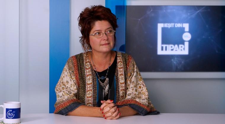 Interviu fascinant, Mihaela Ginju, Erudio: despre leadership, teatru, emotie si ratiune