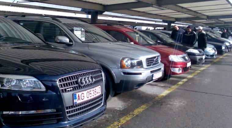 Guvernul vrea un impozit special pentru persoanele fizice care vand mai mult de doua autoturisme pe an