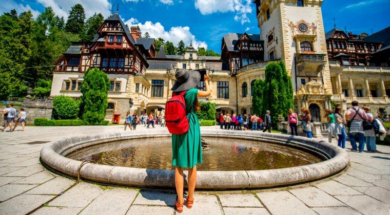 Cati bani au lasat turistii straini in Romania in prima jumatate din 2017