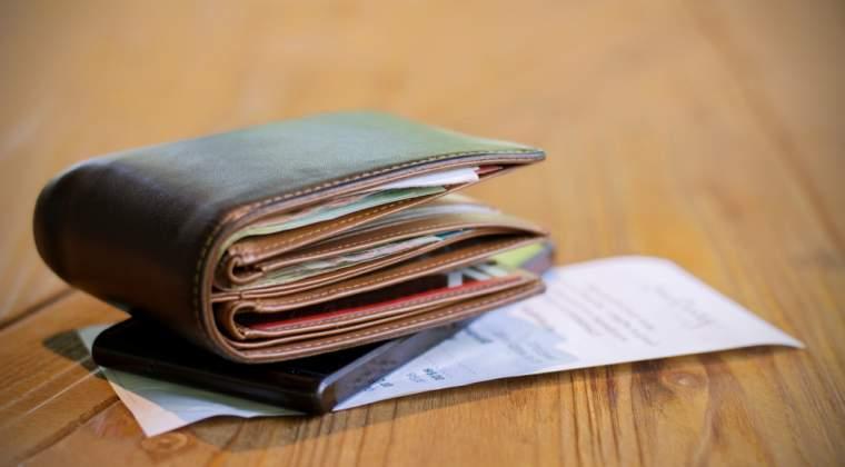 Castigul mediu net a scazut in august pana la valoarea de 2.364 lei