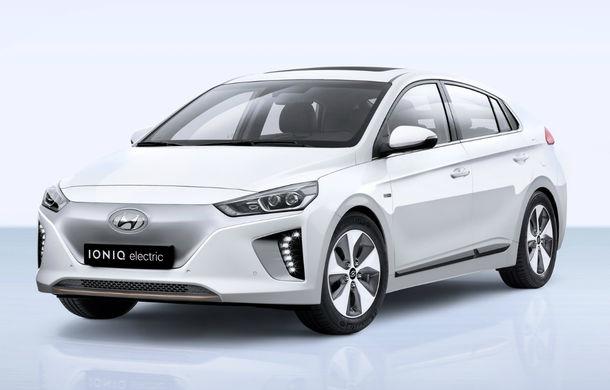 Hyundai lanseaza un serviciu de car-sharing in Amsterdam: 100 de unitati Ioniq Electric