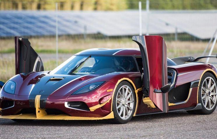 Koenigsegg Agera RS bate recordul lui Bugatti Chiron la 0-400-0 km/h