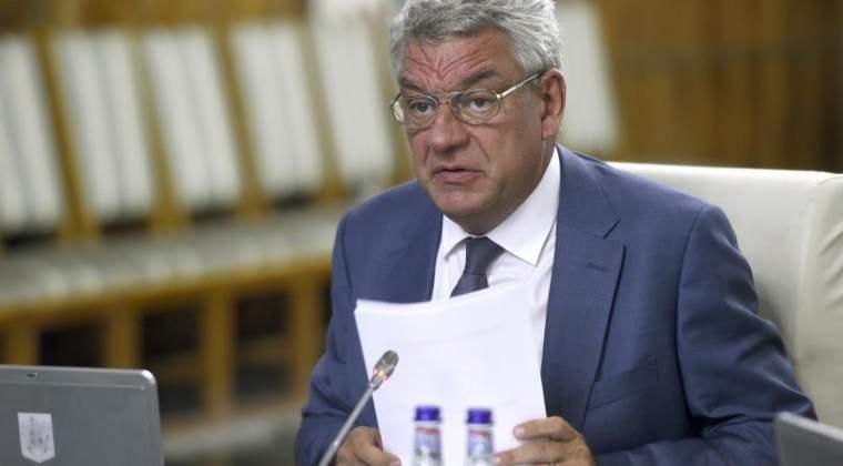 Mihai Tudose, despre relatia cu Liviu Dragnea: Nu as putea spune ca suntem intr-un moment fericit