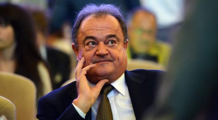 Mita de un milion de euro la ANAF: Numele lui Vasile Blaga apare in dosar
