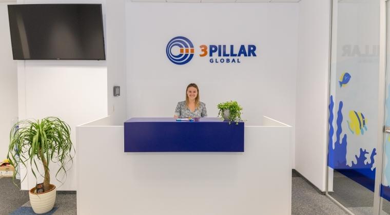 In vizita la 3Pillar Global din Iasi
