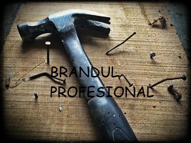 6 pasi pe care sa-i urmezi pentru construirea unui brand profesional
