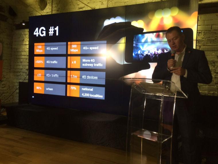 Rezultate Orange: traficul 4G a crescut de 3,5 ori in T3