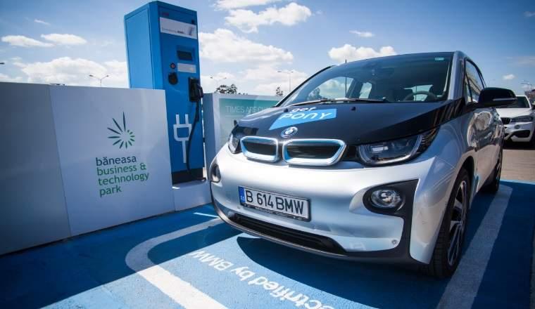 Top cele mai vandute masini electrice in Romania. Romanii dau banii pe BMW