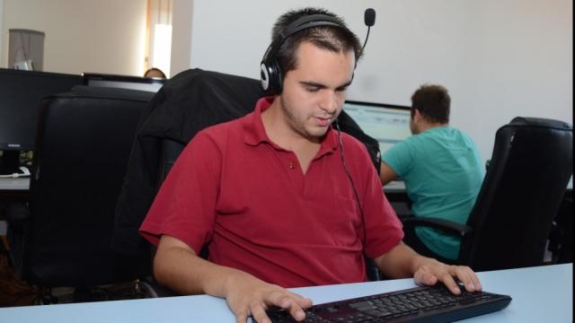 Specialist IT si...nevazator: Stefan Moisei sau cum totul este posibil daca iti doresti