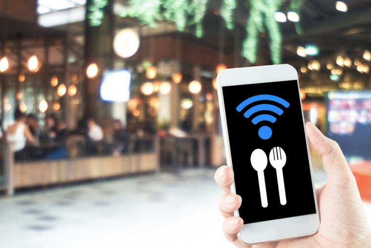 Venituri suplimentare prin Wi-Fi? Restaurantele stau pe o mina de aur