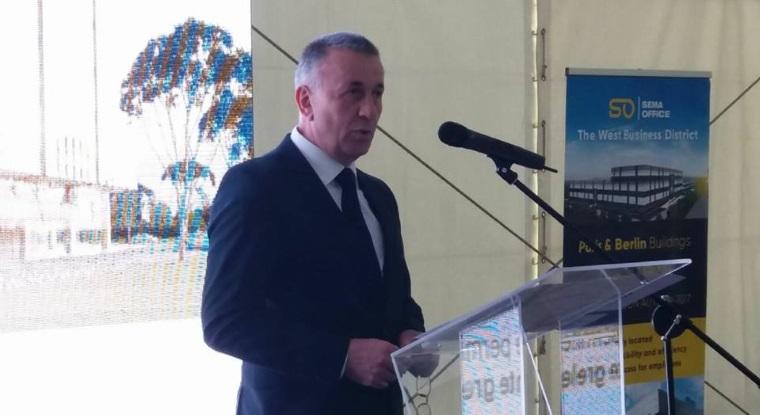 Omul de afaceri Ion Radulea investeste 33 mil. euro in prima cladire de birouri din proiectul de pe terenul fostei fabrici Pumac