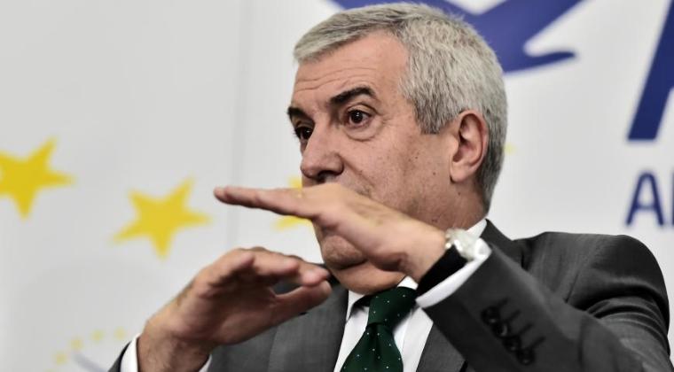 """Tariceanu: Asistam la un """"atac asupra leului"""""""