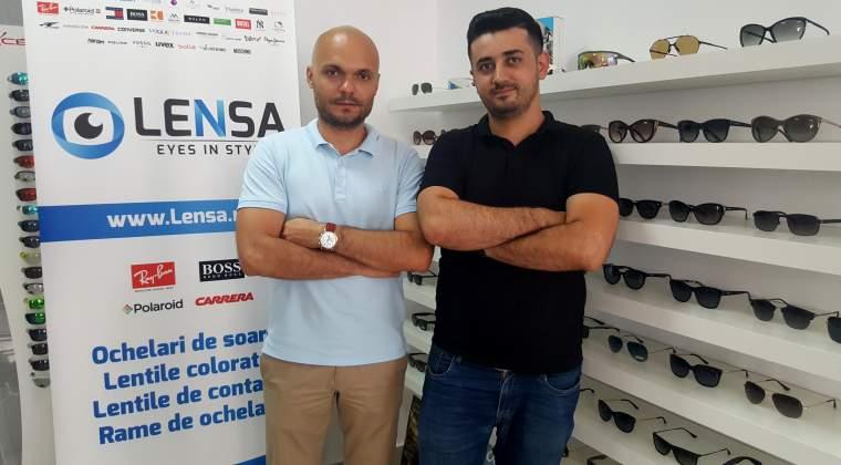 Startup-ul romanesc Lensa.ro a ajuns la afaceri de peste 1 milion euro in 2017