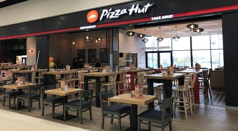 Pizza Hut inaugureaza primul restaurant in Galati
