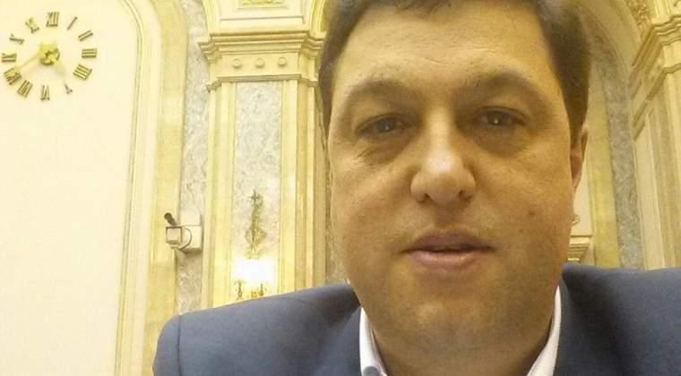 """Serban Nicolae il considera pe Ambasadorul SUA un """"functionar complet nociv"""""""